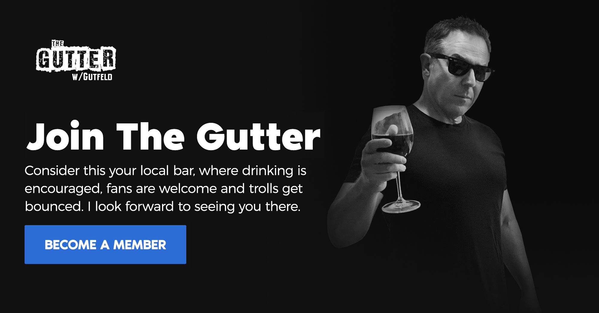 Greg Gutfeld - The Gutter